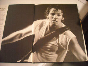 Backstreets - Springsteen The Man & His Music Hard Cover Book. Peterborough Peterborough Area image 7