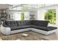 Corner Sofa Bed GALAXY D Right Special Offer