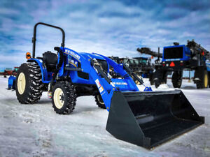 2016 New Holland WorkMaster 33 - PRICE MATCH OFFER