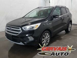 Ford Escape Titanium AWD GPS Cuir Toit Panoramique MAGS 2017
