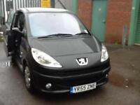 Peugeot 1007 1.4 Dolce RARE AUTOMATIC,LOW MILES