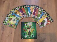 Ben 10 Alien Adventures Comics Collection 15 + Folder