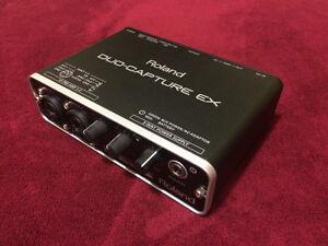 Audio Interface - Roland Duo-Capture EX