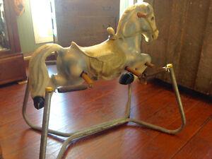 Vintage Rocking Horse Kingston Kingston Area image 4