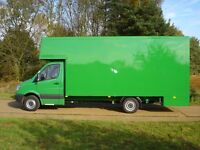 KENT MAN AND VAN- REMOVALS SITTINGBOURNE- RELIABLE KENT REMOVALS COMPANY- 7.5 TONNE LORRIES