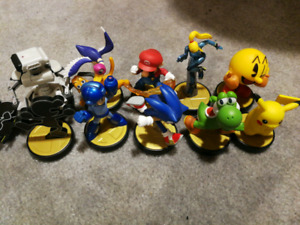 Out of Box Amiibos