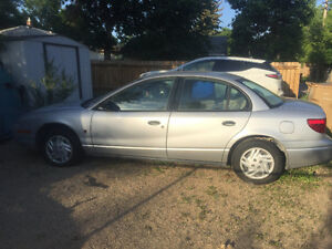 Reduced - 2002 Saturn SL Sedan