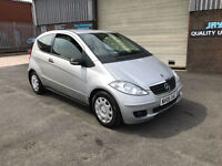 2005 MERCEDES A160 2.0TD CDI CLASSIC SE ONLY 89000 MILES WITH SERVICE HISTORY