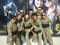 Paintball Centre Manager
