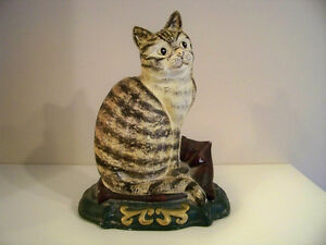 CAST IRON CAT *** FIRST $20 GETS IT***