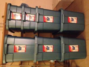 rubbermaid storage bins all sizes SAVE