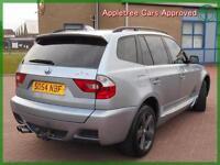 2004 (54) BMW X3 3.0i Sport Automatic
