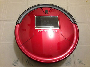 Bobsweep red model robot vacuum! Retails for $399!