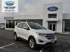 2015 Ford Edge SEL AWD-LEATHER-NAV-MOONROOF