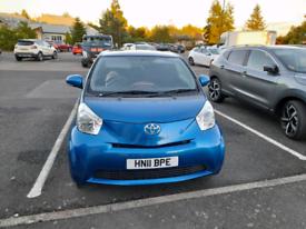 Toyota IQ automatic