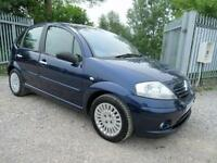 Citroen C3 1.6HDi 16v 2004MY Exclusive