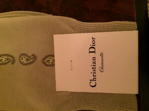Mens Christian Dior dress socks