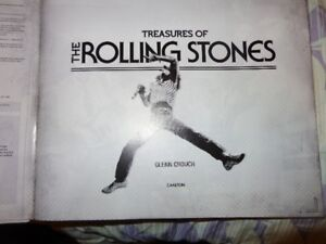 Treasures of the Rolling Stones by Glenn Crouch