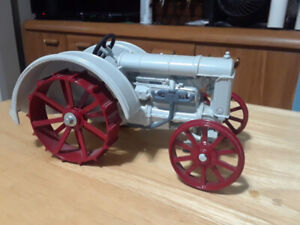 Early Fordson Diecast Model