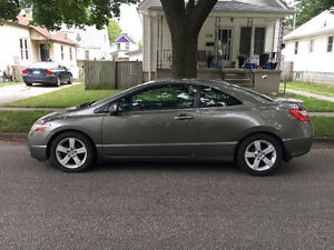 2006 Honda Civic DX-G Coupe (2 door)