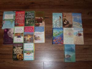 EILEEN GOUDGE & JEAN STONE BOOKS  *$1 EACH*