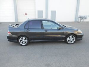 2004 Mitsubishi Lancer Ralliart 5 Speed 126000KMS Winter Tiers