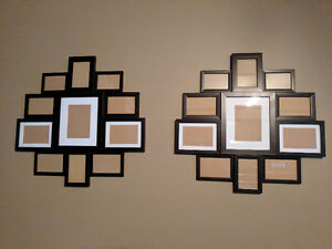 2 Umbra picture collage frames