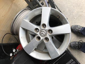 Mags mazda 3 15 pouces