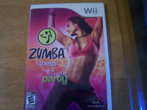 Zumba Fitness- Join the Party