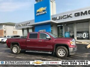 "2015 GMC Sierra 1500 SLT-Heated/Cool Seats-20""-Camera-Sunroof  -"