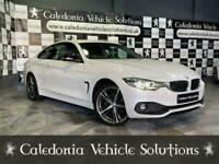 2017 BMW 4 Series 420d xDrive [190] Sport 2dr Auto [Professional Media] Coupe Di