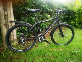 Upgraded carrera subway all terrain bike in fantastic condition