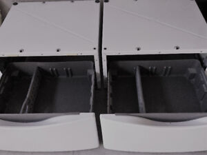 Pedestals for Whirlpool Washer and Dryer