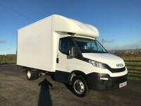 5ab889eae6 2015 65 REG IVECO DAILY 2.3 35C13 126 BHP 14FT LUTON W TAILLIFT DIESEL ONLY  48TH