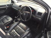 VW Golf GT TDI 2.0 diesel manual Full Leather Interior 1owner from new full history 1years MOT