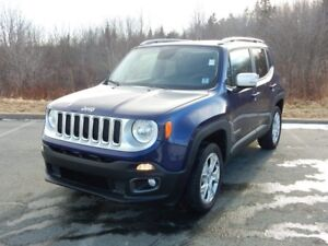 2017 Jeep RENEGADE LIMITED LOADED!
