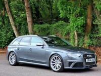 2014 Audi RS4 4.2 FSI Quattro 5dr S Tronic ESTATE Petrol Automatic