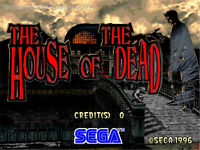 House of the Dead-Video Arcade Game
