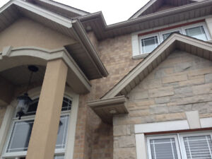 ROYAL HOME SERVICES- EAVESTROUGH SOFFIT Free Quote