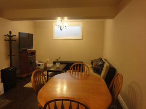 Basement Suite for Rent - Ready to move in