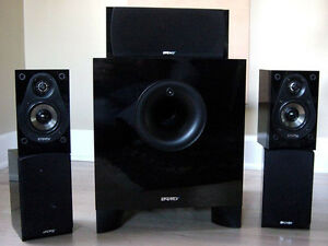 ****5.1 Home Theater System - Energy Take Classic****