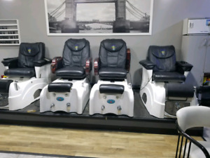 Urgent Must Sell Entire Nail and Tanning Spa $15000 or best offe