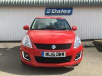 2016 Suzuki Swift 1.2 SZ L [Nav] 5dr 5 door Hatchback
