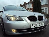 BMW 5 Series E60 520D SE– 6 SPEED MANUAL £ 4,699