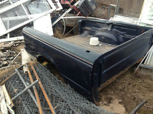 Ford Ranger truck box