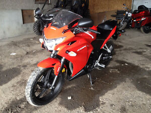 2013 Honda CBR250RA (ABS) / Safetied & Serviced