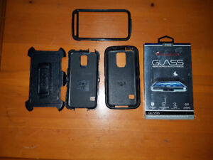 Samsung S5 Otter box Defender case