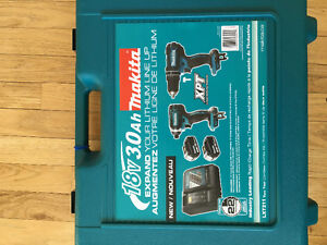 Makita 18V Combo (LXT211) Never Opened
