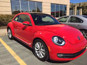 2015 Volkswagen Beetle Coupe (2 door)