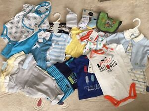 Brand New Baby Clothes